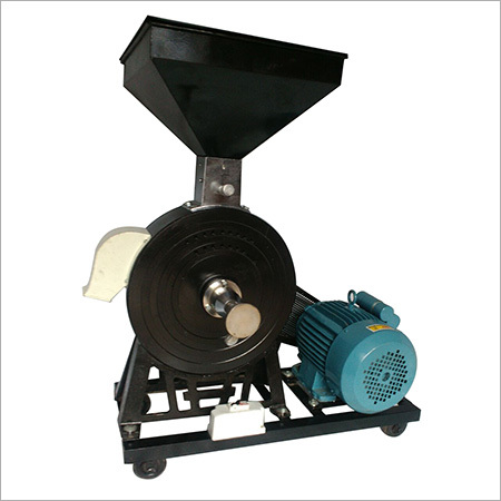 Portable Flour Mill