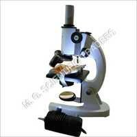 Student Microscope With Led Light