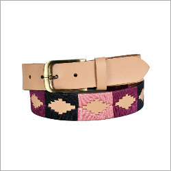Ladies Leather Belt