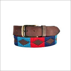 Designer Men's Leather Belts