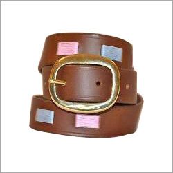 Boys Leather Belts