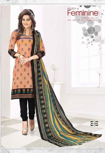 Wholesale sale Cotton Dress Materials Online