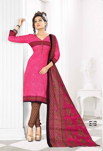 Wholesale Cotton Dress Materials Bazar Online