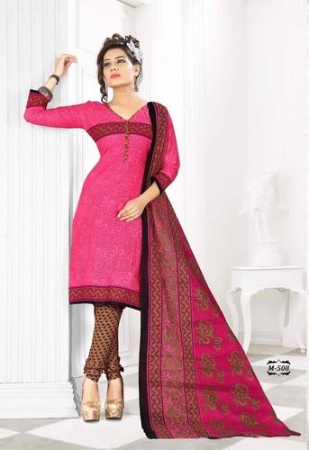 Wholesale Cotton Dress Materials Bazar Online