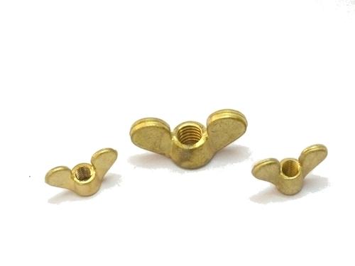 Brass Fly Nuts