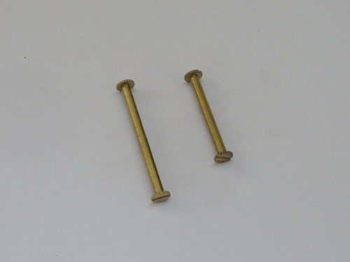 Brass File Connecting Screw