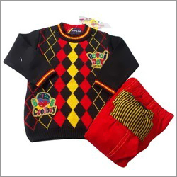 Kids Woolen Dress