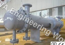 Shell & Tube Heat Exchanger Assembly