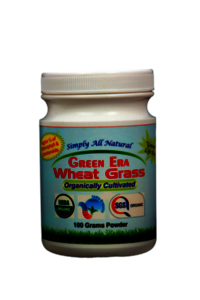 Wheat Grass capsule 100gms