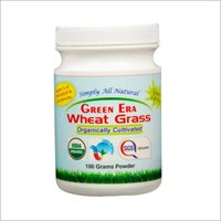 Wheat Grass 100 gram Powder Bottle