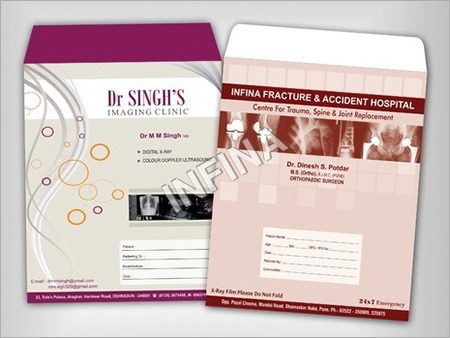 X-Ray & Sonography Report Bags