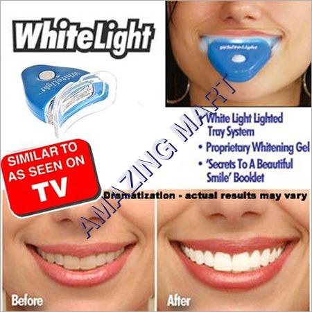 White Light Whitening Gel