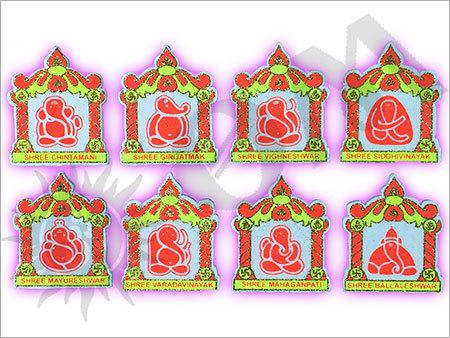 Ganesh Chaturthi Decoration Articles
