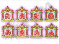 Thermocol Ganesh Chaturthi Decoration Items