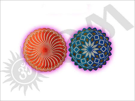 Ganesh Chaturhti Thermocol Decorative Articles
