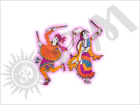 Navratri Decorative Boards