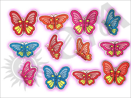 Butterfly Thermocol Decoration