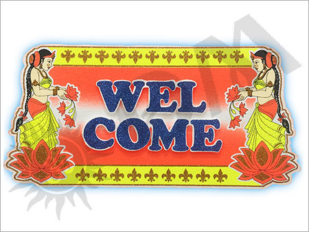 Welcome Decorative Article