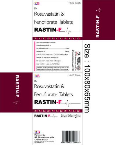 RASTIN F TABLETS