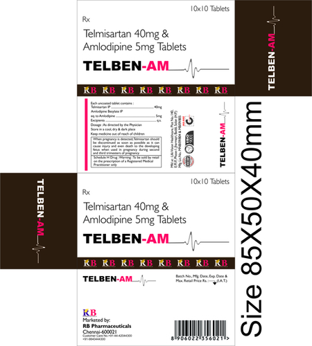 TELBEN AM TABLETS