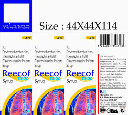 REECOF-DX SYRUP
