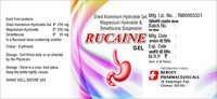 RUCAINE GEL