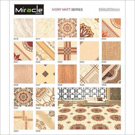 Ivory Matt Series