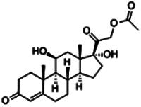 Corticosterone 21-acetate