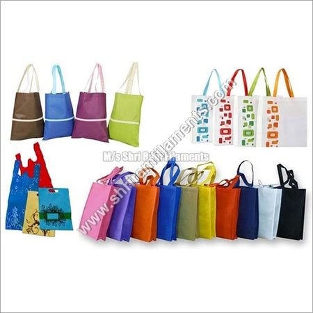 Non Woven Loop Handle Carry Bags