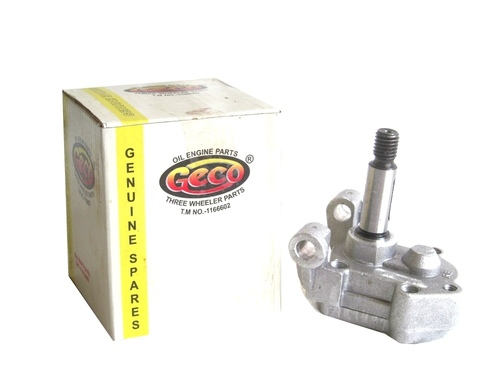 Three Wheeler Oil Pump