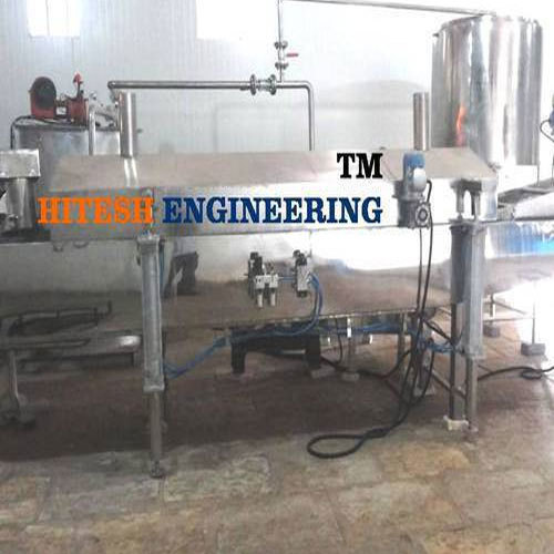 Continuous Namkeen Making Machine