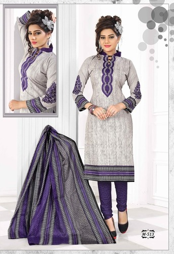 Cotton Dress Materials Wholesaler And Distributors jetpur