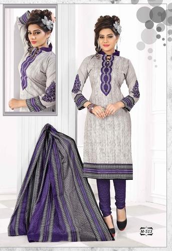Cotton Dress Materials Wholesaler And Distributors jetpur