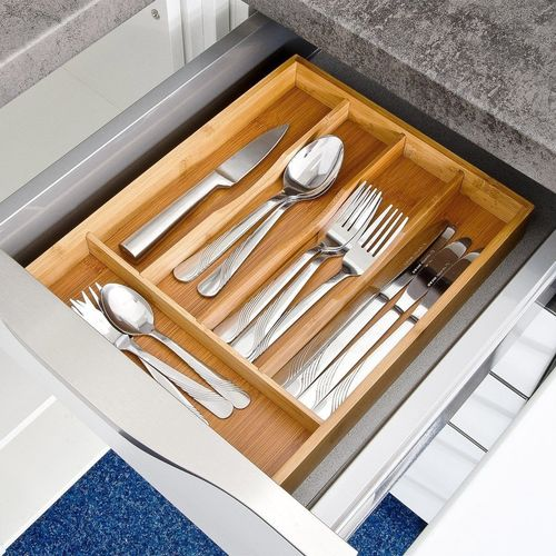 Wooden Cutlery Insert