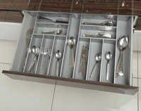 Metal Divider Cutlery