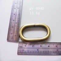 Metal Ring For Handbag Eco-Friendly Nickle-Free