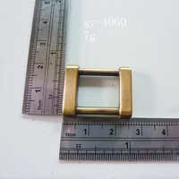 Antique Brush Square Rings Good Quality