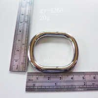 3.5Cm Big O Ring Purse Fittings