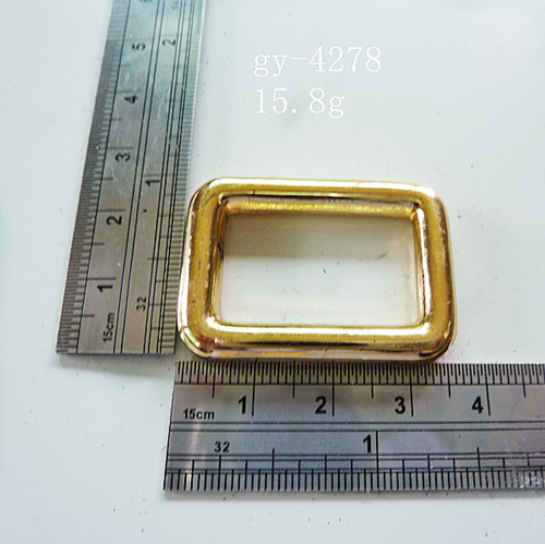 Gold Square Ring Common Quality