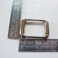 Square Rings 30Mm Polished