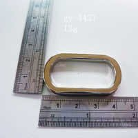 Metal Ring For Handbag Egg Rings Zinc Alloy