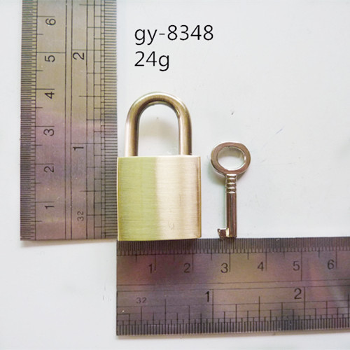 Lock With Key Luxury Bags Fittings Hardware