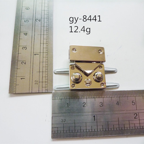 Metal Lock For Handcraft Bags Italy Bags