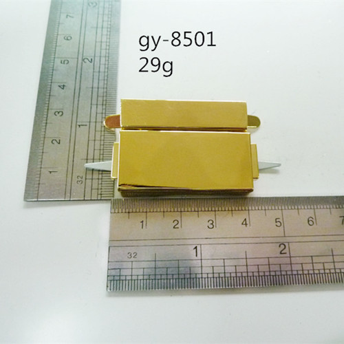 Press Handbags Lock 40Mm