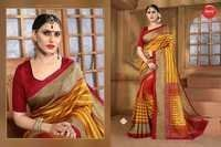 Woman Wear saree