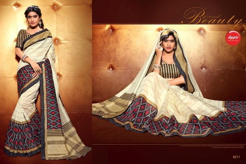Art Silk Bridal Saree