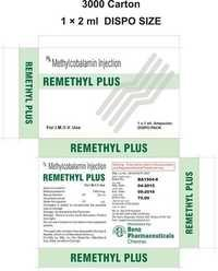REMETHYL PLUS INJECTION