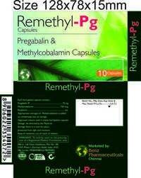REMETHYL PG C APSULES