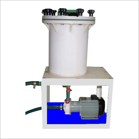 Electroplating Chemical Filter
