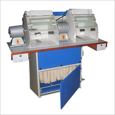 Vacuum Buffing Machine